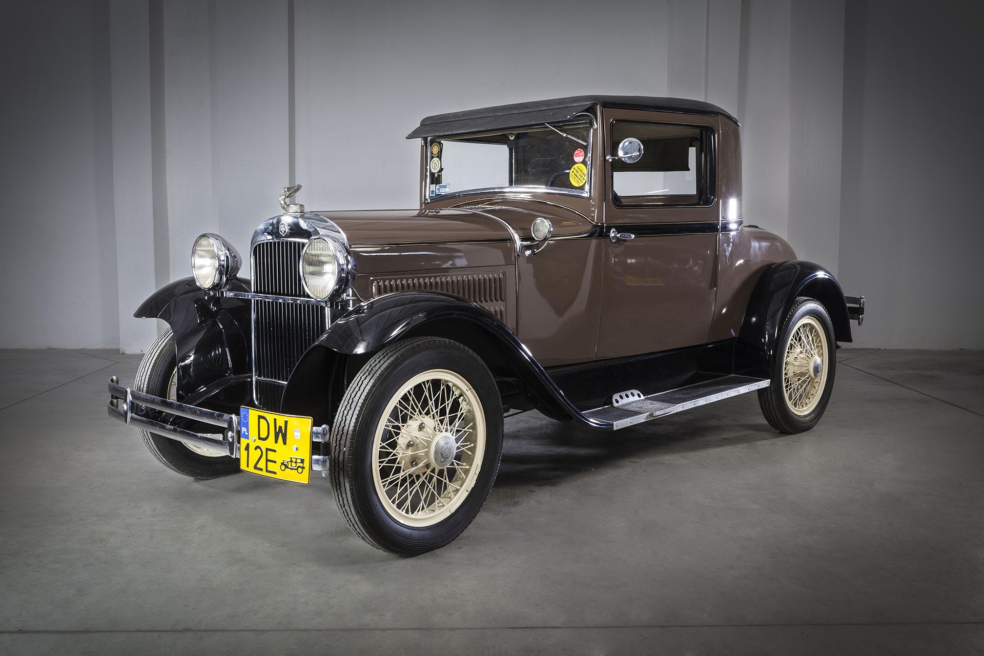 Hudson Essex Coupe